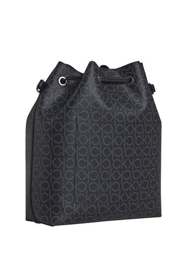 Calvin Klein Calvin Klein Kadın Siyah Torba Çanta Siyah